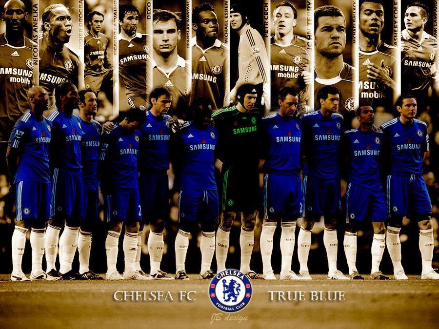 Chelsea FC Wallpaper By DSG7
