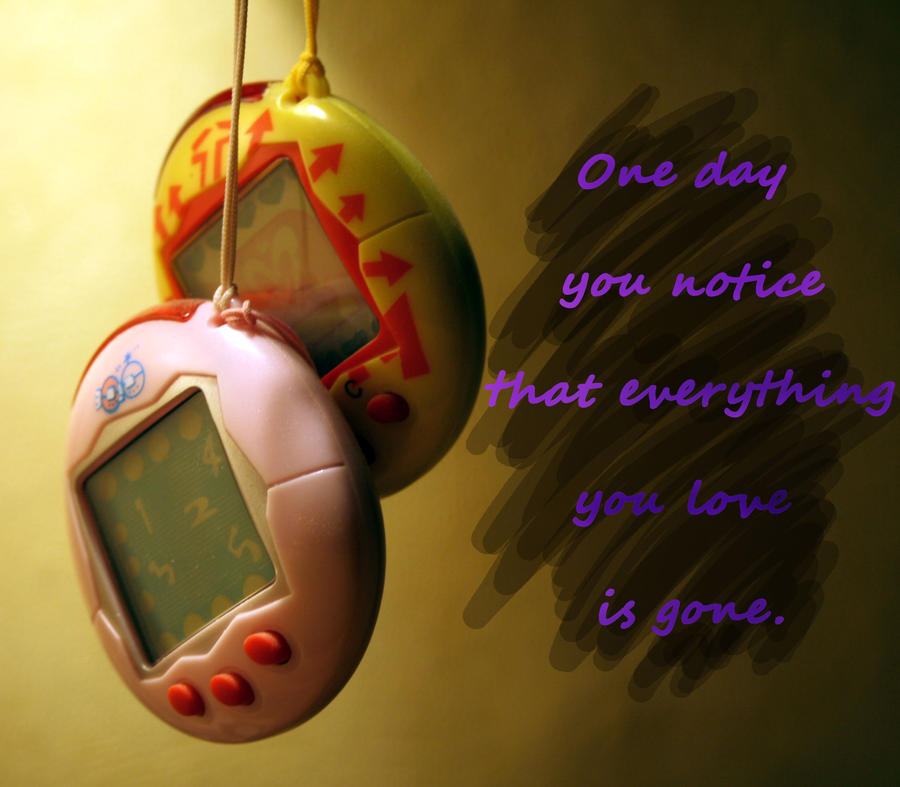 one day by LizArtCrafts