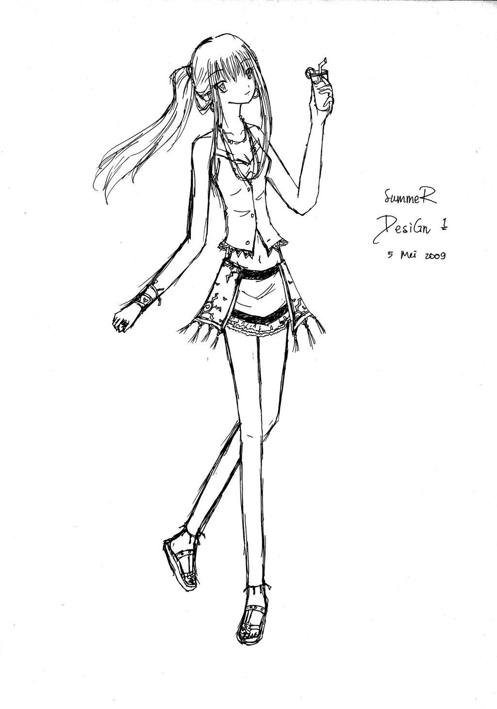 Summer design 1 by Vivian16