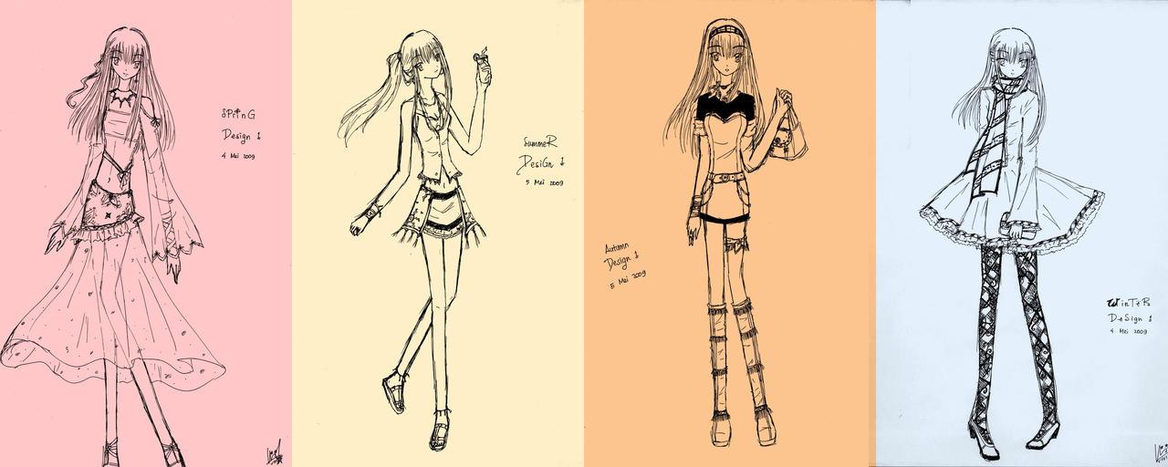 Season design 1 by Vivian16
