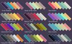 Fantasy Color Palette