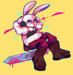Meat Eating Bunny