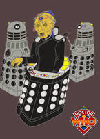 Creator of the Daleks by cloudberry0