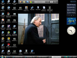 William Hartnell wallpaper by cloudberry0