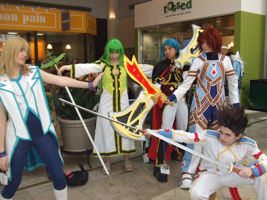 AB 12: Tales of Symphonia by Black-Angel-of-Mercy