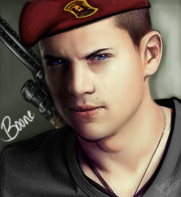1st Recon Craig Boone~ by Denouncing