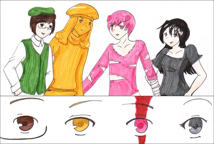 The Bro family - Amnesia by ArekkuAika