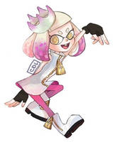 Pearl by Chibidelee