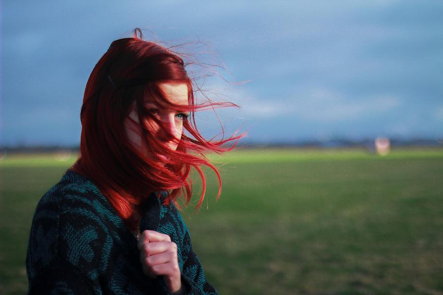 Dark skies and sunshine by noukka