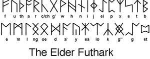 The Elder Futhark