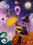 Halloween PaigeeWorld contest