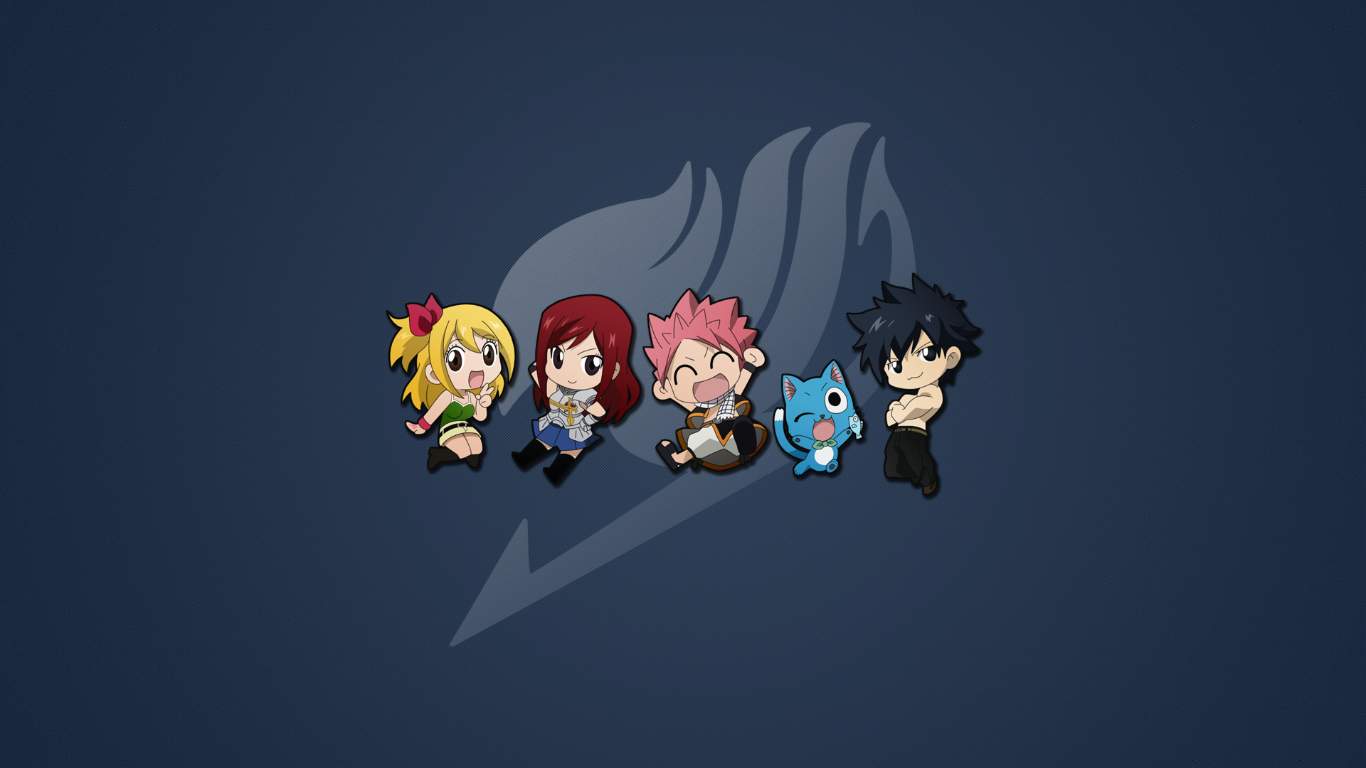 fairy tail wallpaper by lordmycelium on deviantart