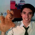 Fight against llama -ANIMATION by ezeqquiel