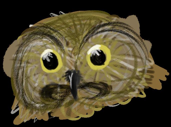 Owl Speedpainting by ezeqquiel