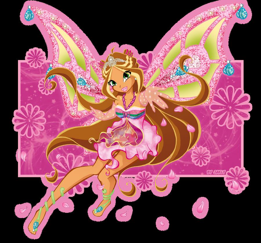 Flower fairy by jakly on deviantart