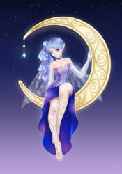 Moonlight by Jakly