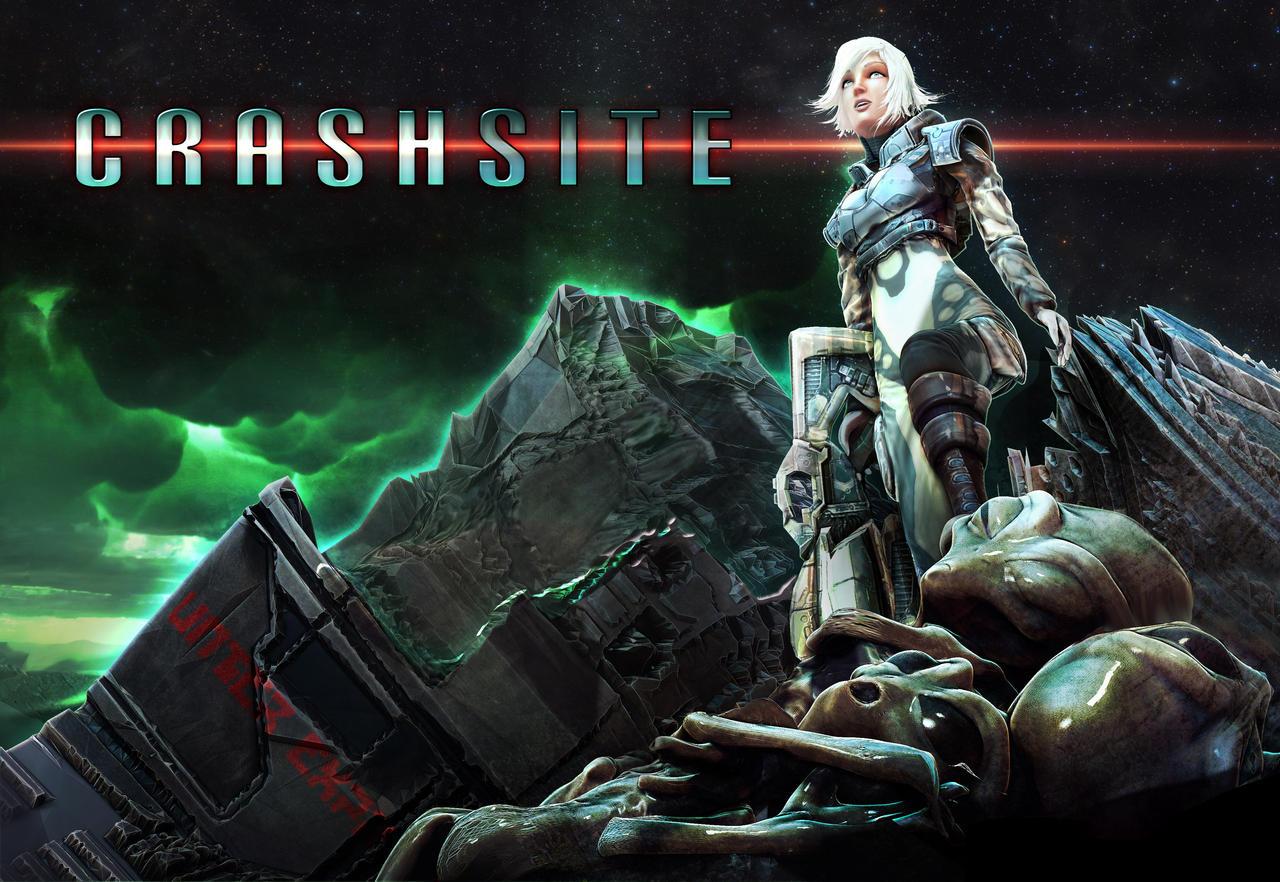 CrashSite Illustration