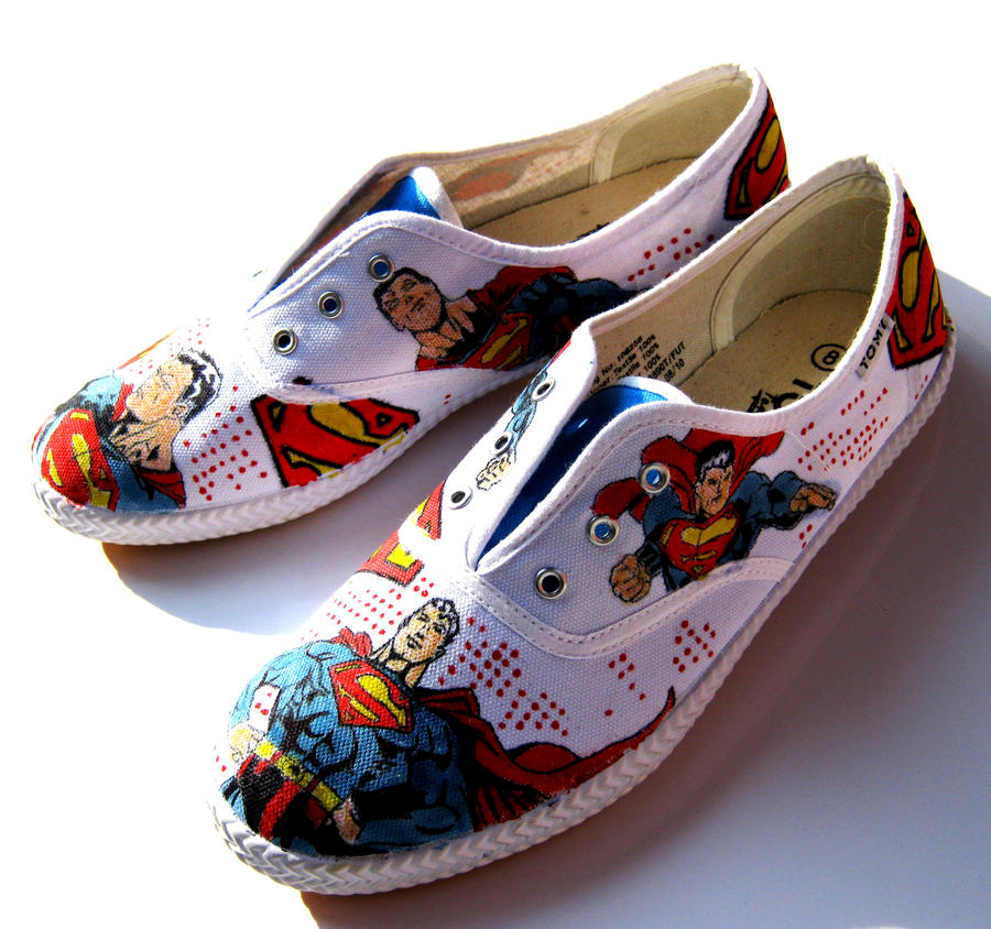 superman shoes for sale  iOffer
