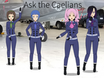 Ask the Caelians: Another World Edition by adimetro00