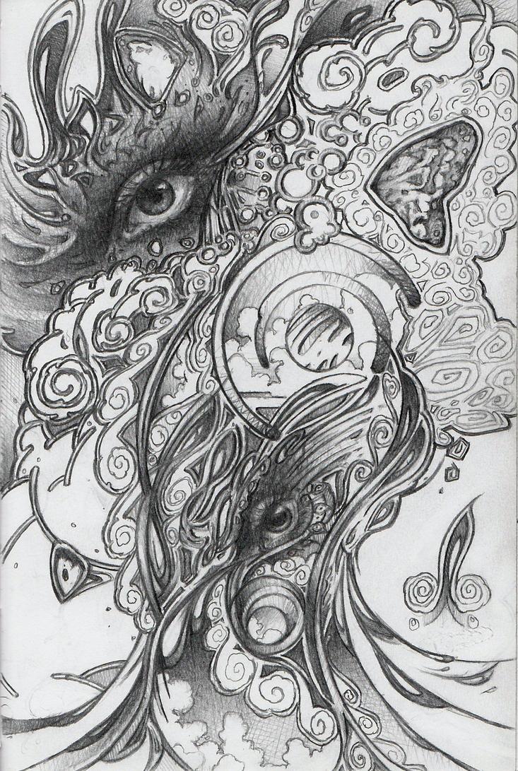Sketchbook 4 by jart64