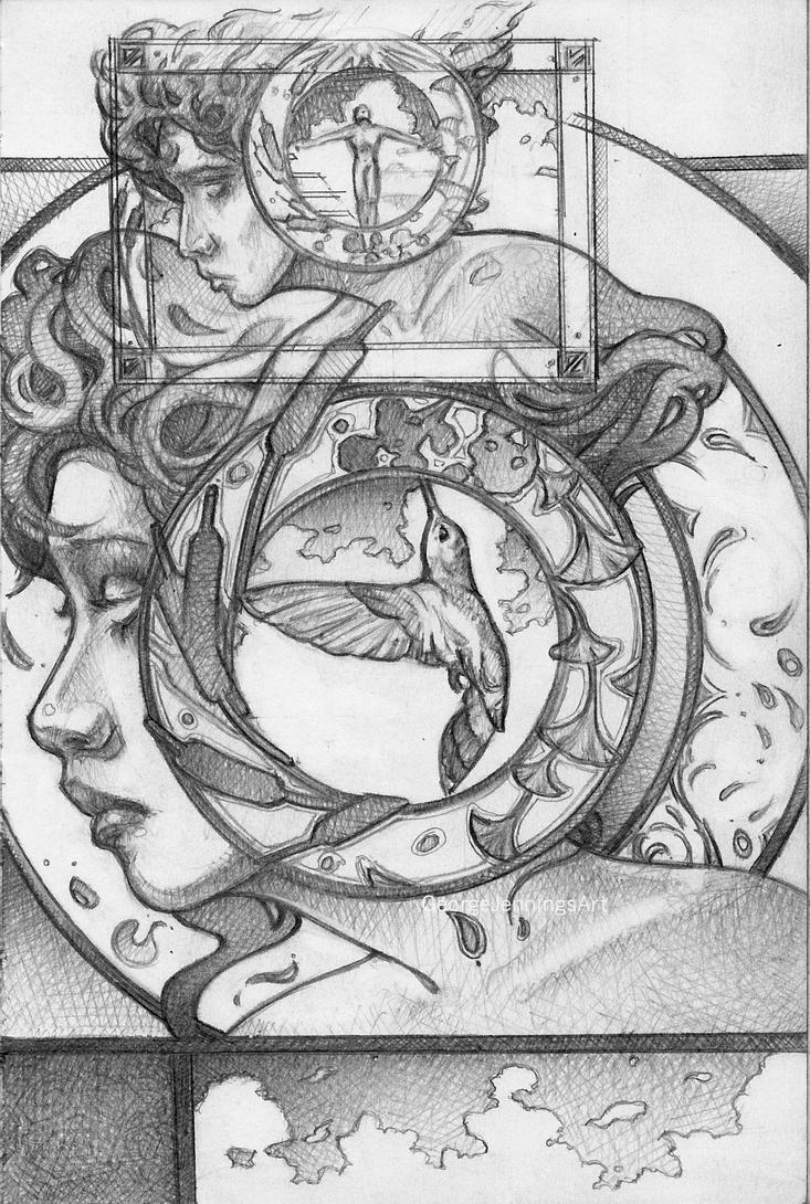 Sketchbook 10 by jart64