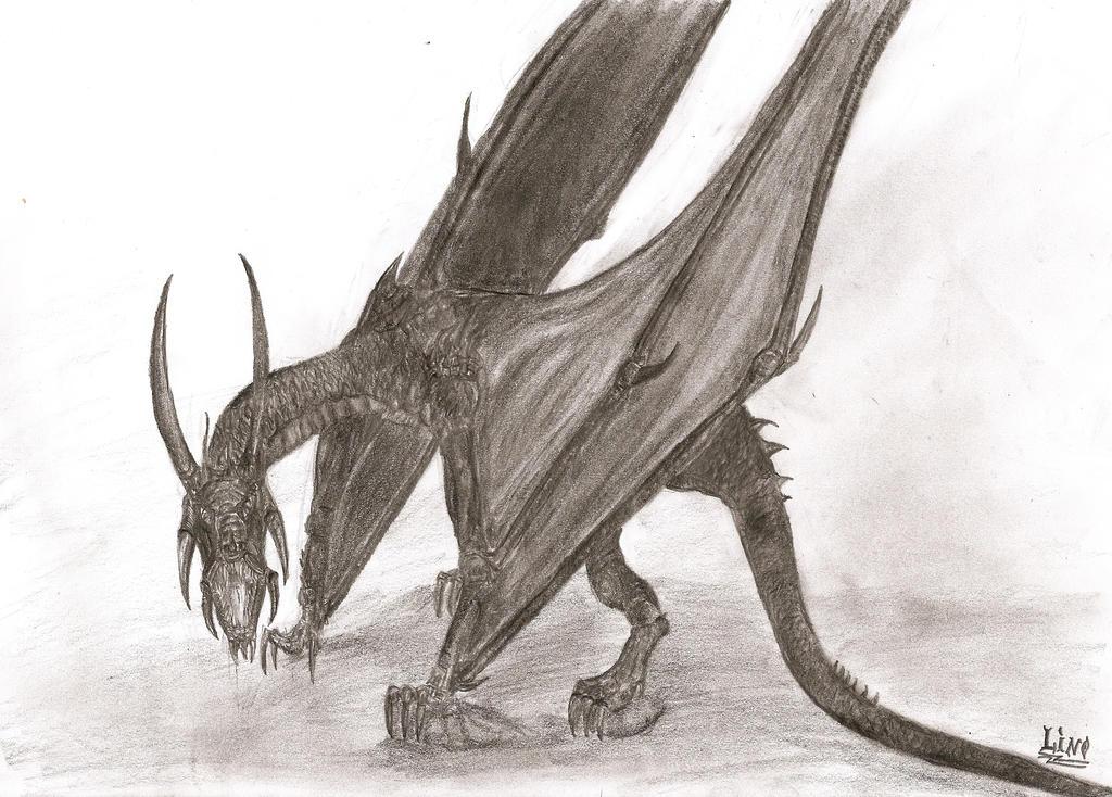 Black Dragon by JamJestCien