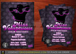 Miss Voluptuous Pageant flyer