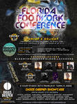 Florida Footwork Conference Flyer