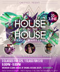 House is in the House Flyer