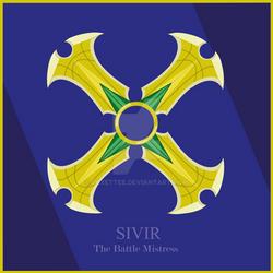 Sivir: The Battle Mistress' Weapon
