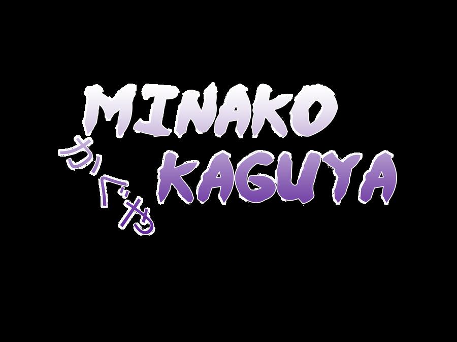 LOGO Commission: Minako Kaguya by CancerTheGiantCrab