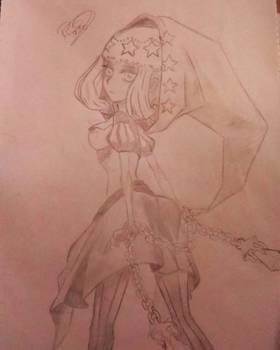 Velvet from Odin Sphere