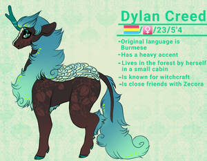 Dylan Creed {OC REF}