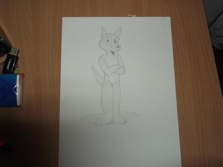 Digeri Dingo: Digeri Dingo In My Style By CptDaniel On DeviantArt