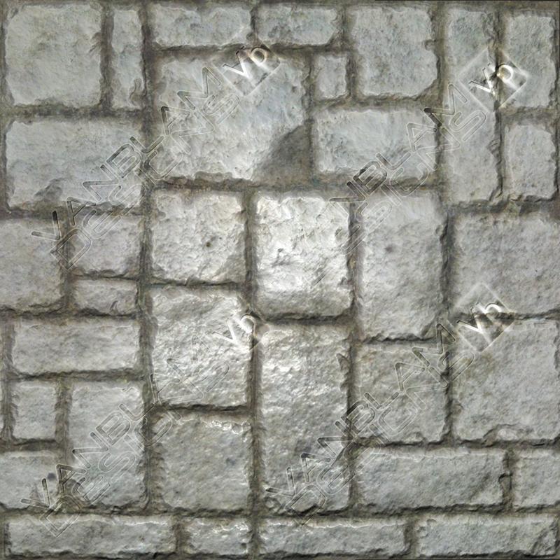 Stone Floor by Vanblam