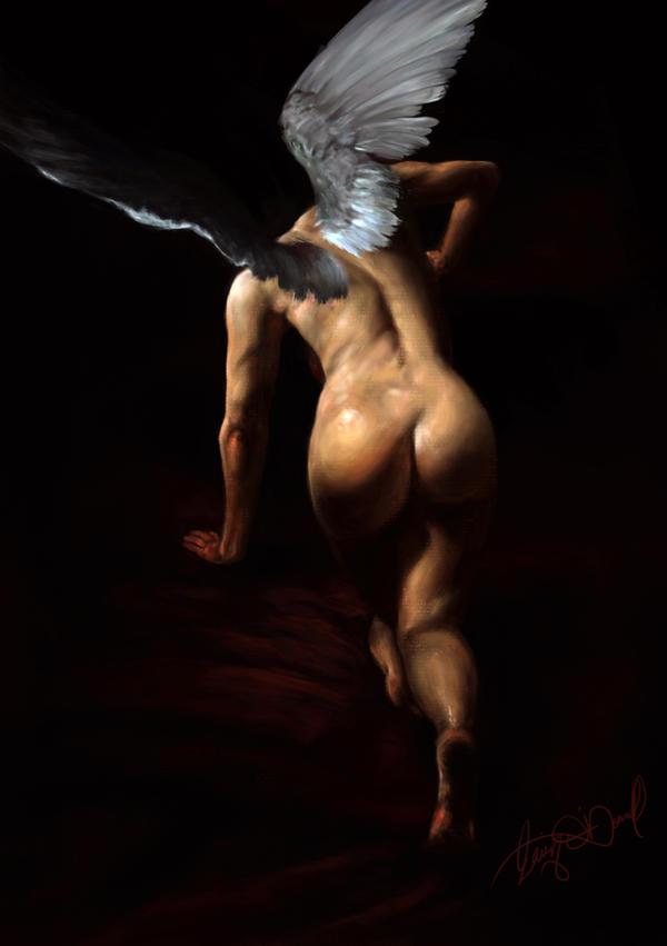 Study of Roberto Ferri by XeNzO