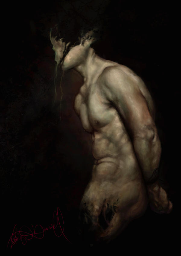Study of Roberto Ferri #2 by XeNzO
