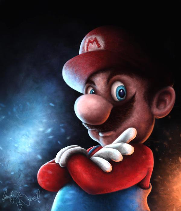 Mario by XeNzO