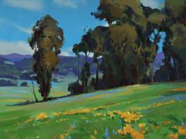 Jesse Powell Study by gavinodonnell
