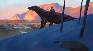 Komodo Rider