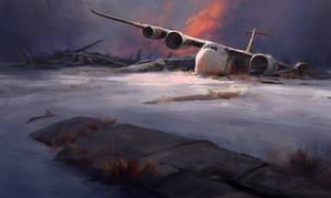Airplane Graveyard