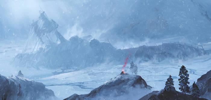 Snow World: Shot One