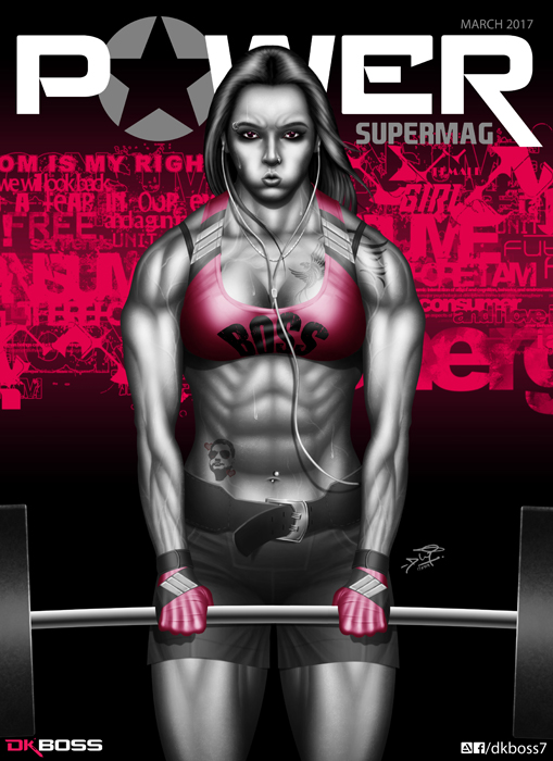 Power SuperMag by perfectionist7
