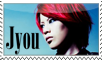 Daybreak: Jyou Stamp by ASuicideDesire333