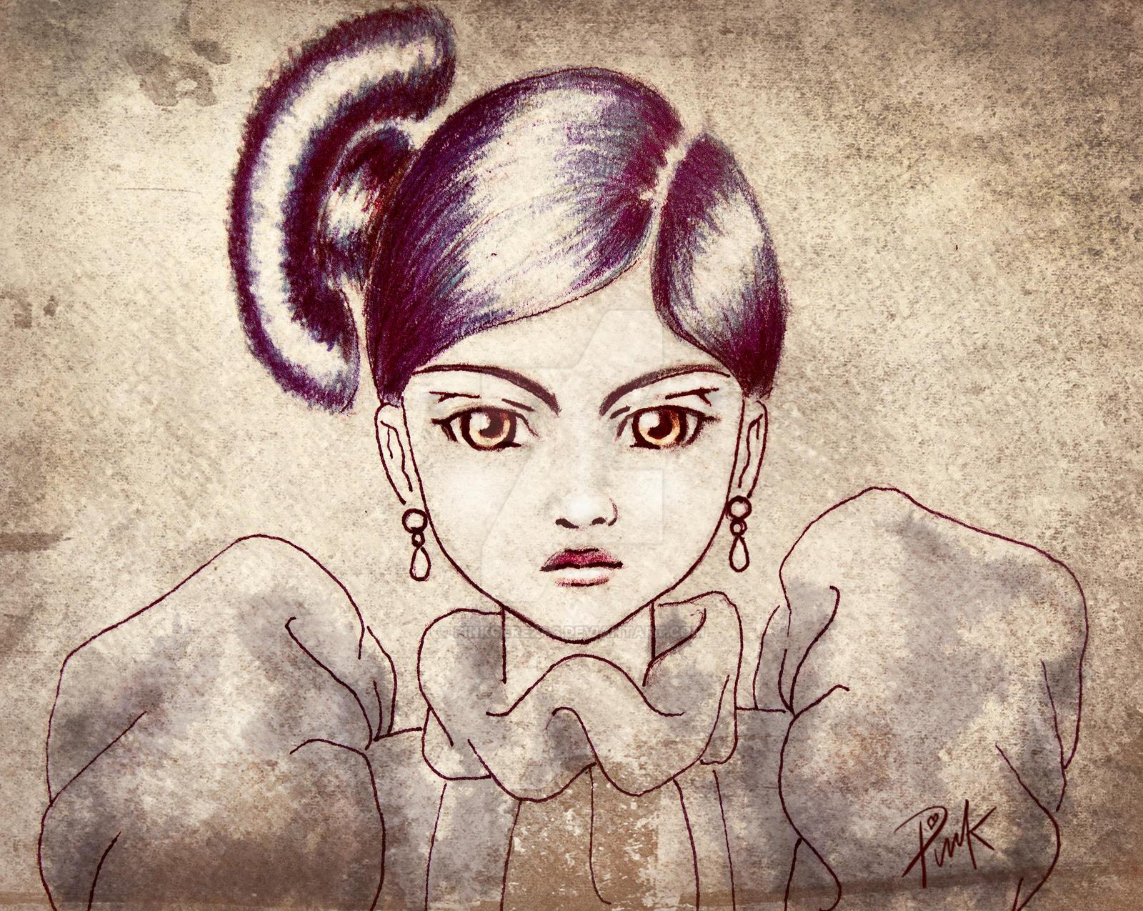 Victoria by pinkcerezas