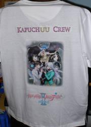 Tee-Shirt Kapuchuu Crew _back by Alf-arobase