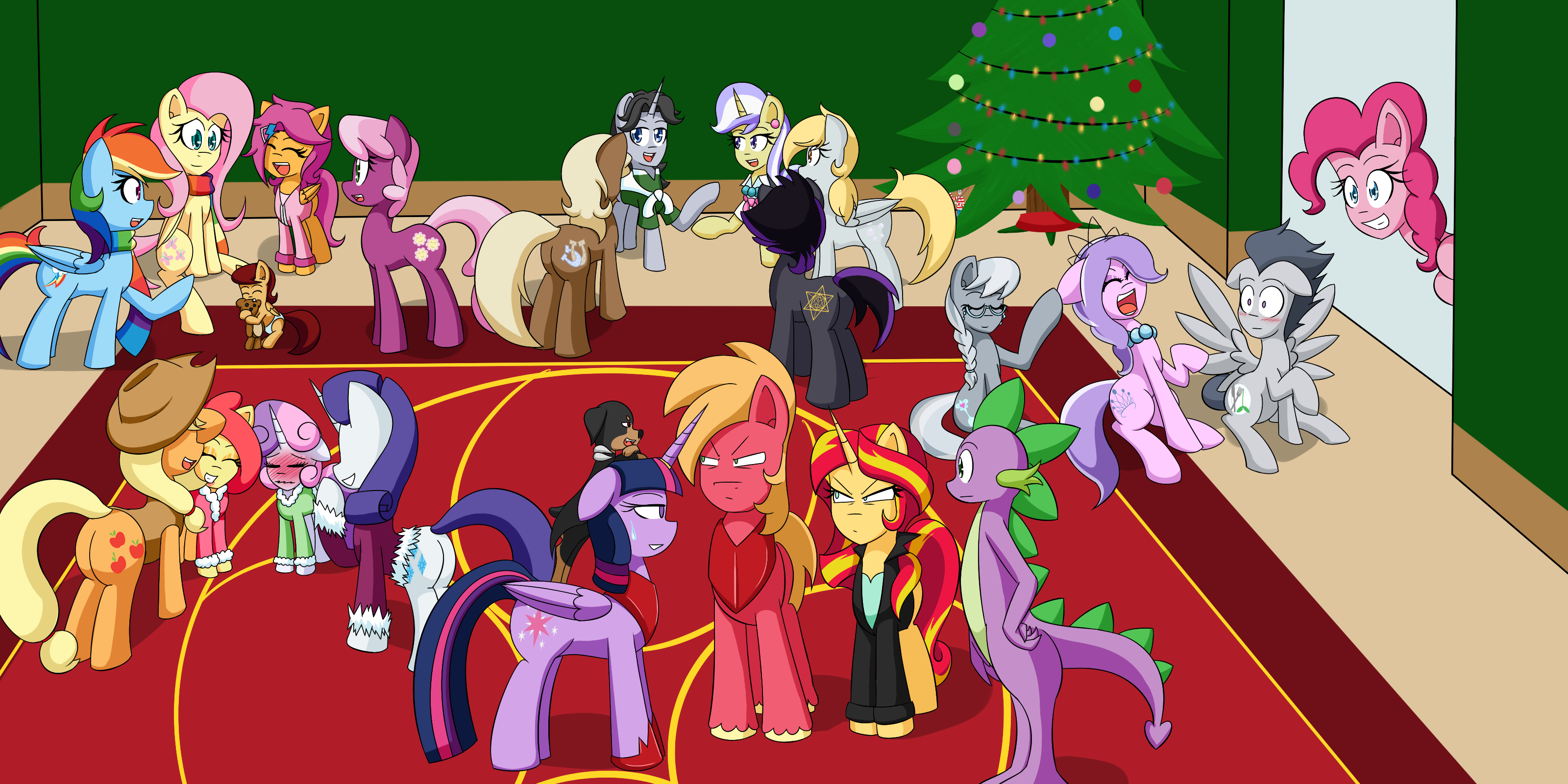 Motherly Scootaloo Celebrating Hearth S Warming By Jake Heritagu On Deviantart Also, the mod has admitted that he does not believe in karma, and that scootaloo was at one point. motherly scootaloo celebrating hearth