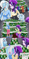 A StarTrix Christmas (December 2018 Patreon) by jake-heritagu