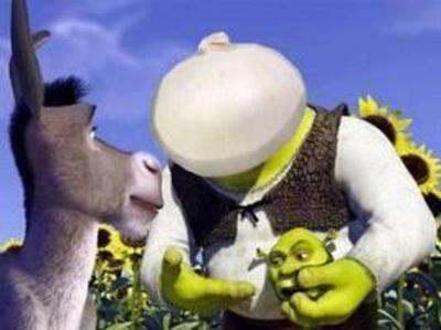 Shrek and onion face swap by ogreboi21savage