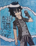 Happy Birthday Noctis by LovelyPrincessN64